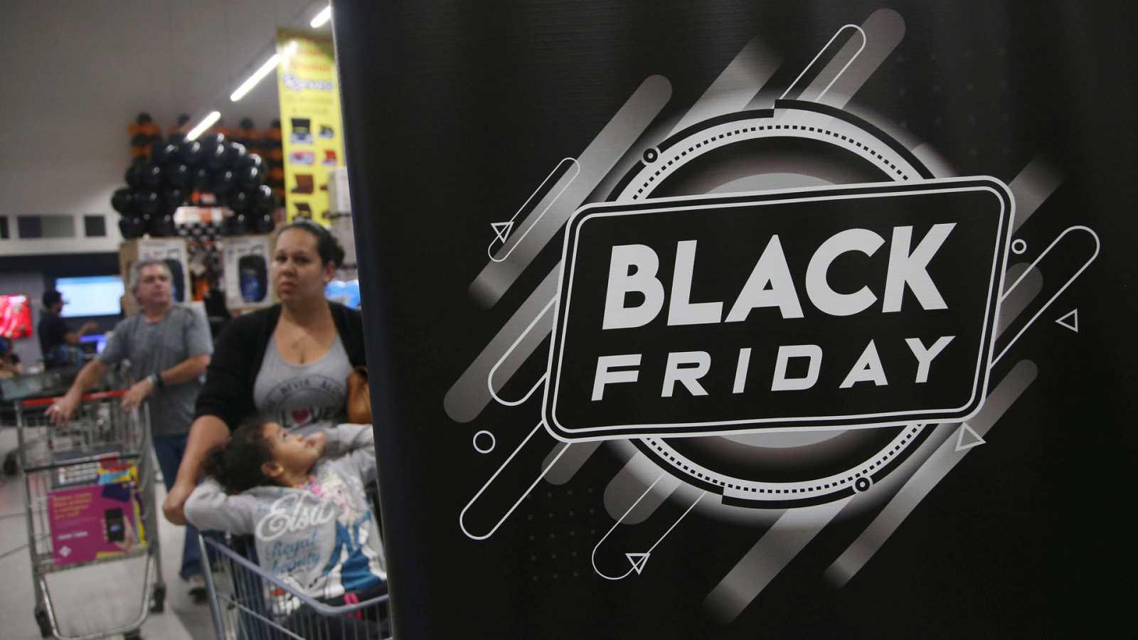 Las mañanas de RNE con Íñigo Alfonso - Black Friday: ¿Es posible consumir de forma responsable? - Escuchar ahora