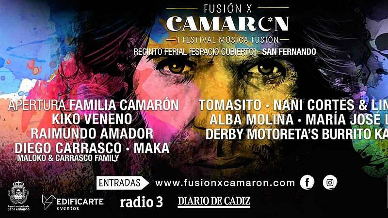 Escenas flamencas - Fusión por Camaron - 30/11/19 - Escuchar ahora