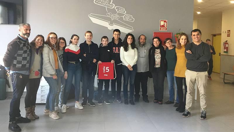"""Solidaridad - XI Edición Premio Educación para el Desarrollo """"Vicente Ferrer"""" de la AECID - 30/11/19"""