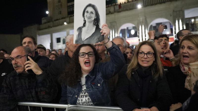 24 horas - ¿Qué va a pasar con el primer ministro de Malta? - escuchar ahora