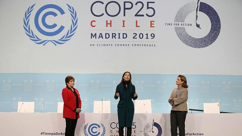 14 horas fin de semana - Guterres da mañana el pistoletazo de salida de la cumbre climática de Madrid - Escuchar ahora