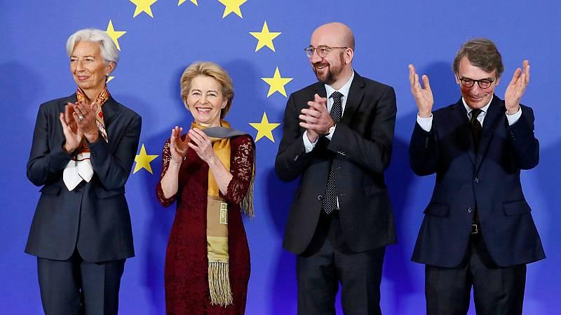 24 horas fin de semana - 20 horas - Un nuevo equipo toma el mando de la UE conmemorando el Tratado de Lisboa - Escuchar ahora