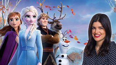 La estación azul de los niños - Frozen II - 30/11/19 - escuchar ahora