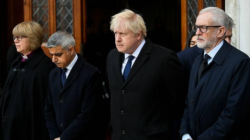 14 horas - Londres recuerda a las víctimas del último atentado - Escuchar ahora