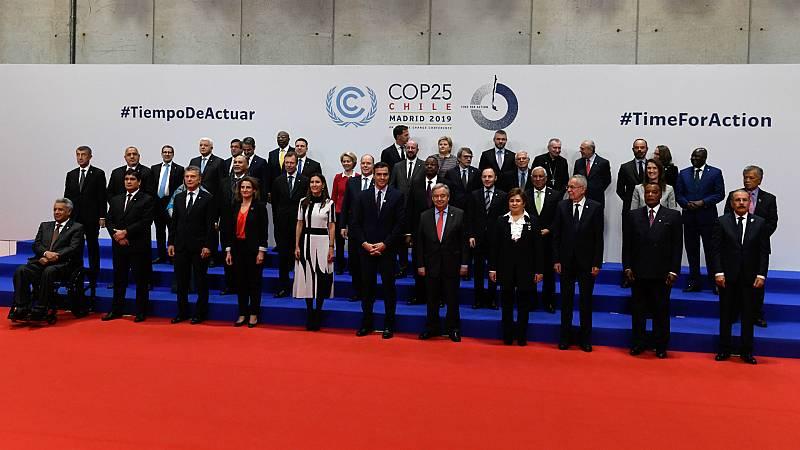 14 horas - ¿Cuáles son los retos de la COP25? - Escuchar ahora