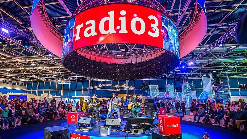 Radio 3 suena por el planeta - Izal, El Kanka y Second - 02/12/19 - escuchar ahora