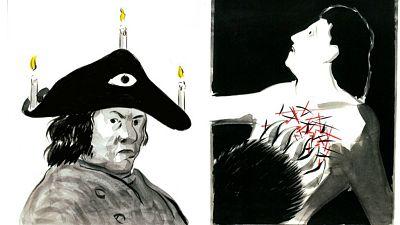 Las mañanas de RNE con Pepa Fernández - El Roto presenta su último libro: una mirada a Goya - Escuchar ahora