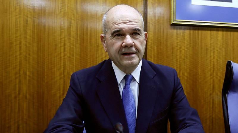 14 horas - El juez abre una causa contra Manuel Chaves por malversación - Escuchar ahora