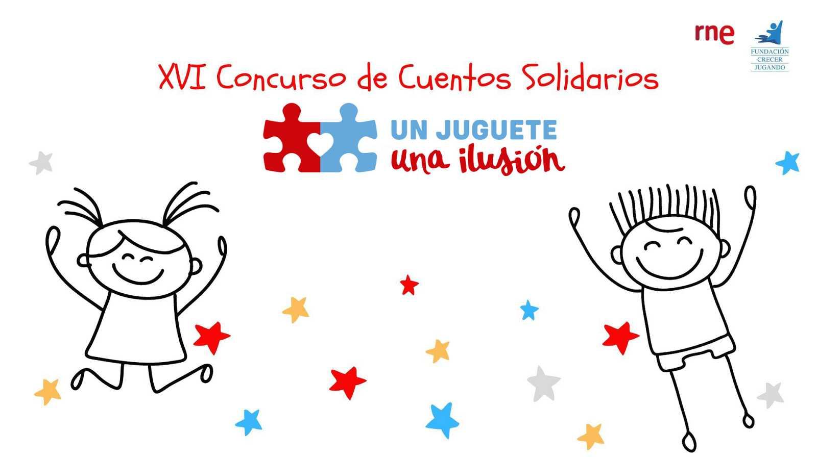 XVI Concurso de Cuentos Solidarios - Los superhéroes del recreo - Colegio Sagrada Familia - 1º Primaria (El Entrego, Asturias) - Escuchar ahora