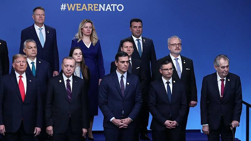 """14 horas - Sánchez en la OTAN: """"España es un socio fiable"""" - Escuchar ahora"""