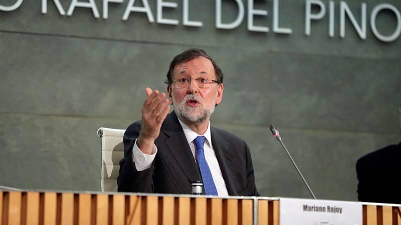 """24 horas - Rajoy: """"Desde que salió adelante la moción de censura no se ha hecho nada"""" - Escuchar ahora"""
