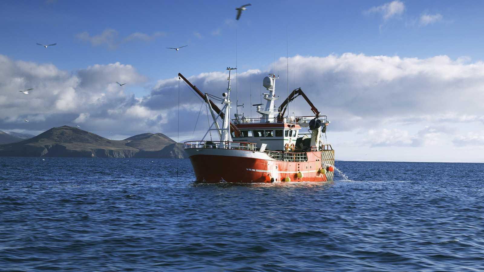 Españoles en la mar - Ley de pesca marítima, marisqueo y acuicultura de Cantabria - 04/12/19 - escuchar ahora