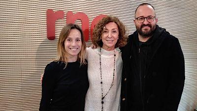 El 'Legado en los huesos' de Fernando González Molina y Marta Etura - escuchar ahora