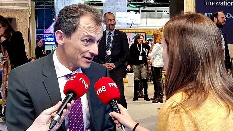 """Cinco continentes - Pedro Duque: """"Los gobiernos tendrían que basarse más en los datos reales"""" - Escuchar ahora"""