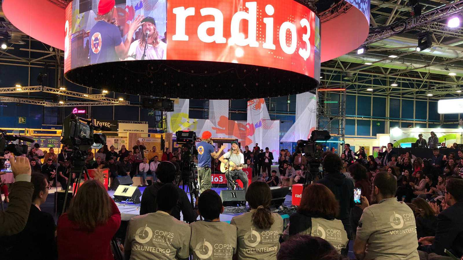 Radio 3 suena por el planeta - Hinds, Soleá Morente, Macaco - 05/12/19 - escuchar ahora