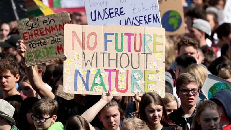 """Las mañanas de RNE con Íñigo Alfonso - Jóvenes contra el cambio climático: """"No queremos que el movimiento se personalice en Greta"""" - Escuchar ahora"""