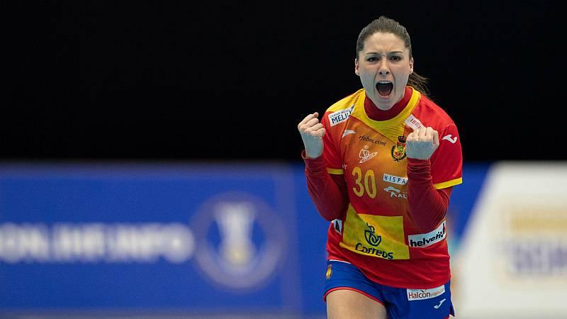 Boletines RNE - España derrota a Montenegro (27-26) en el Mundial de Balonmano - Escuchar ahora