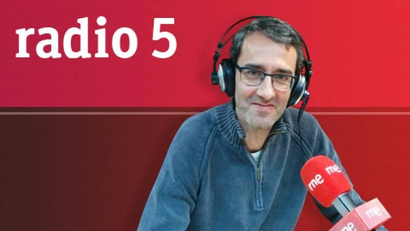 Cómete el mundo - Entrena bien vive mejor, con Sara Tabares - 08/12/19 - escuchar ahora