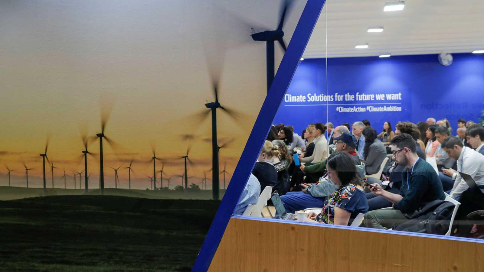 """Joaquín Nieto (OIT): """"Con los compromisos actuales no se frena el cambio climático catastrófico"""""""