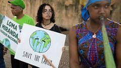 El bosque habitado - COP25. Como si mil ojos nos mirasen - 08/12/19