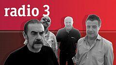Sonideros: Luis Lapuente - Tom Waits y el escorpión de jade - 08/12/19