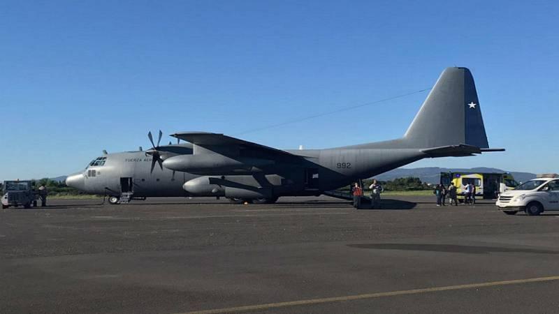 Las mañanas de RNE con Íñigo Alfonso - Siniestrado el avión chileno con 38 personas a bordo que se dirigía a la Antártida - Escuchar ahora