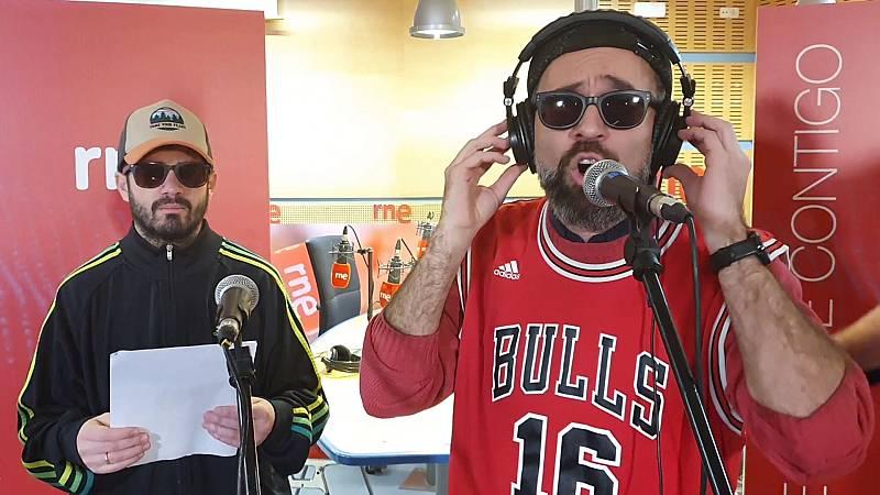 Radiopasión - La gozadera - 24/12/19 - Escuchar ahora