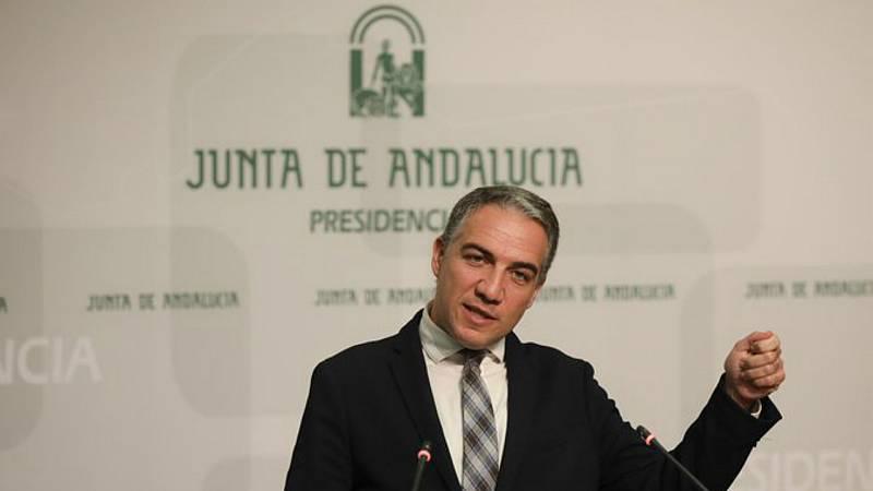 14 horas - La Junta de Andalucía localiza tres cajas fuertes con documentos de los ERE - Escuchar ahora