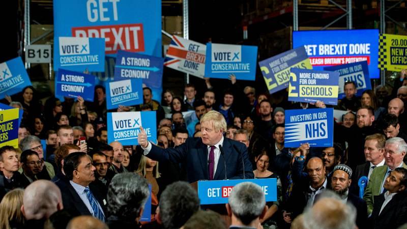 Las mañanas de RNE con Íñigo Alfonso - Recta final de la campaña electoral en Reino Unido - Escuchar ahora