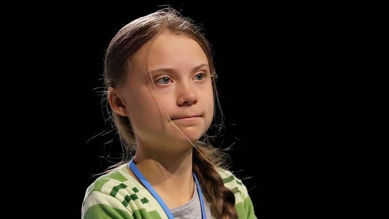 14 horas - Greta Thunberg, Persona del Año para la revista 'Time' - Escuchar ahora
