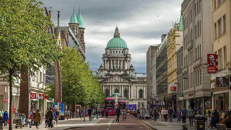 14 horas - Incertidumbre en Irlanda del Norte ante la cita electoral - Escuchar ahora