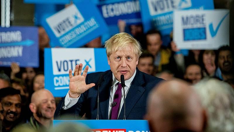 24 horas - Cierre de campaña en Reino Unido