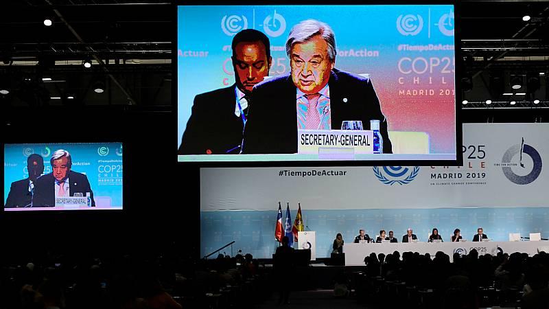 Las mañanas de RNE con Íñigo Alfonso - Últimas horas de la COP25 - Escuchar ahora