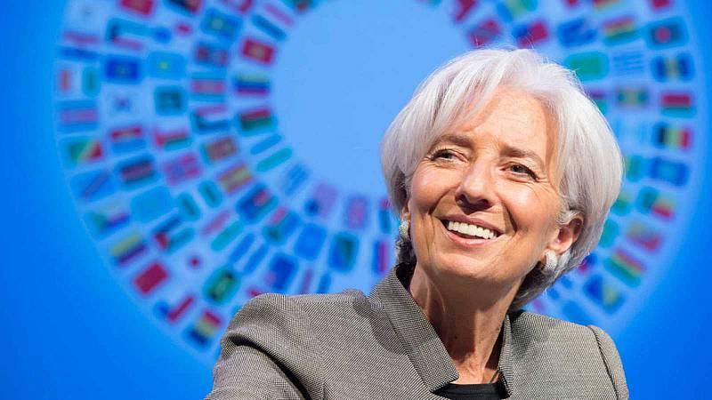 Las mañanas de RNE con Íñigo Alfonso - ¿Qué podemos esperar de Christine Lagarde al frente del Banco Central Europeo?  - Escuchar ahora