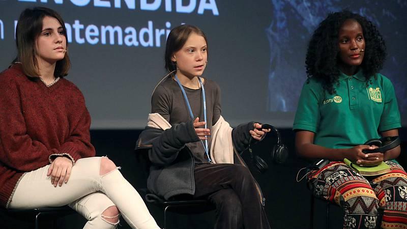 Las mañanas de RNE con Pepa Fernández - Antidatos - Greta Thunberg - Escuchar ahora