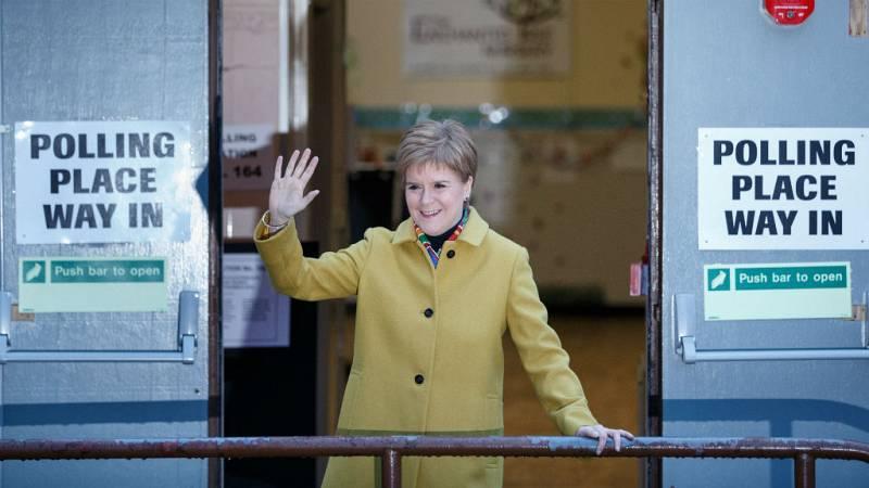 Todo Noticias - Mañana - Elecciones Reino Unido: ponemos el foco en Escocia - Escuchar ahora