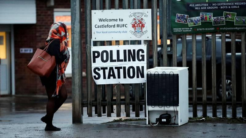 Cinco continentes - Especial desde Londres: El Reino Unido vota - Escuchar ahora