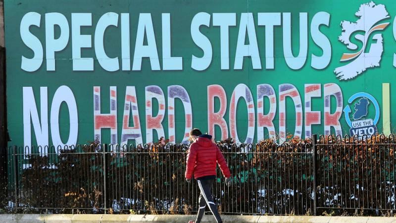 Cinco continentes - Irlanda del Norte, ante la incertidumbre - Escuchar ahora