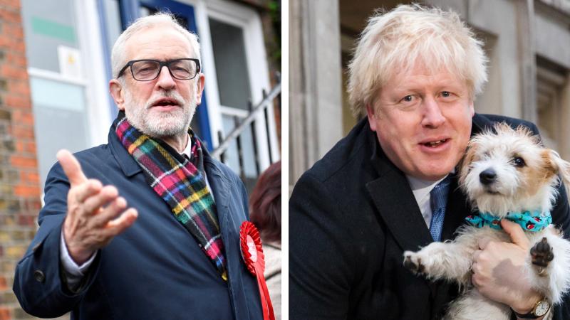 24 horas - Jornada electoral decisiva en Reino Unido  - Escuchar ahora