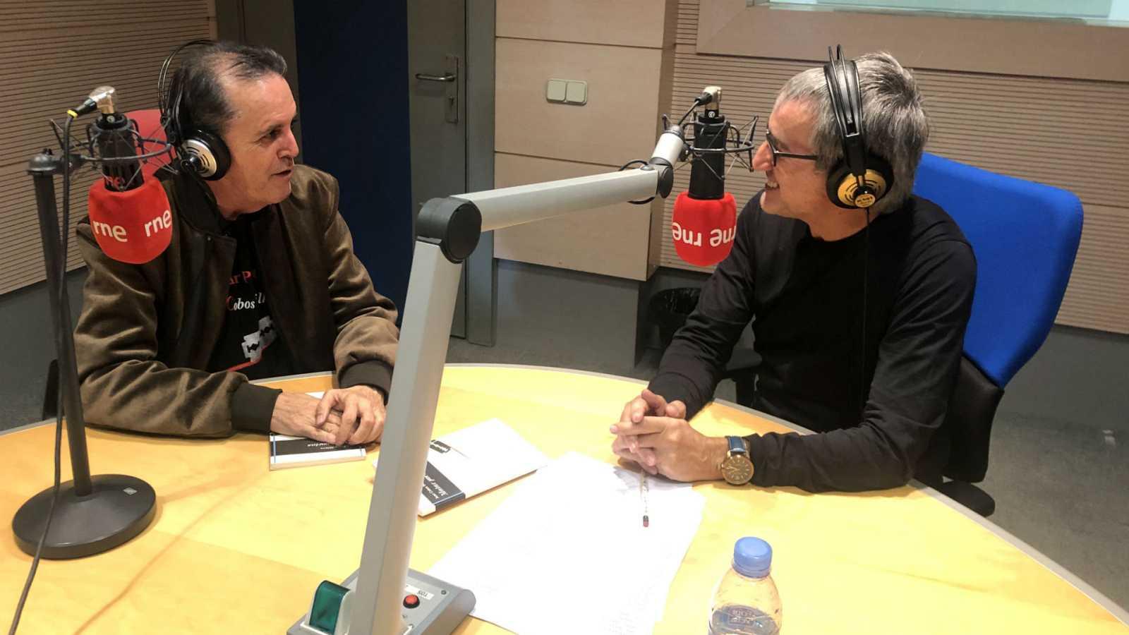 Diálogo y espejo - 'Matar poetas' con Juan Cobos Wilkins - 14/12/19 - escuchar ahora
