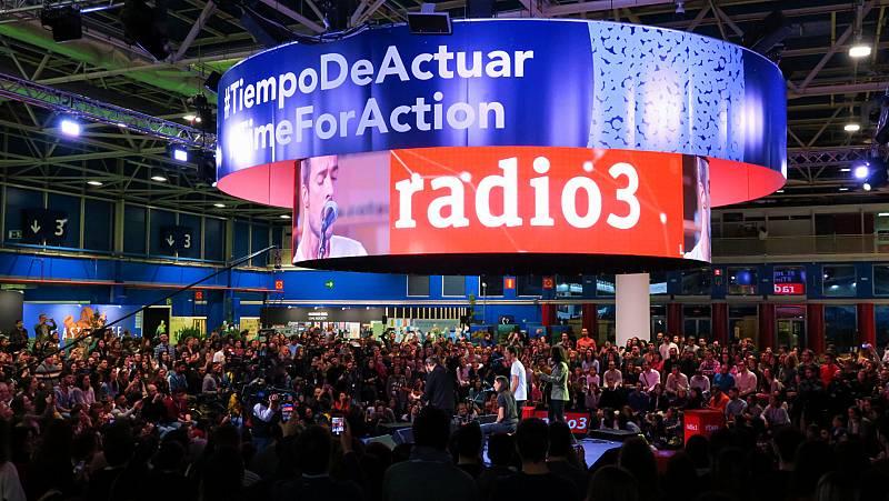 Radio 3 suena por el planeta - Vetusta Morla, Amaral y Colectivo da Silva - 13/12/19 - escuchar ahora