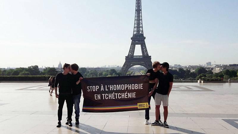 Wisteria Lane - Resumen del año en materia LGTB con Amnistía Internacional - 14/12/19 - Escuchar ahora