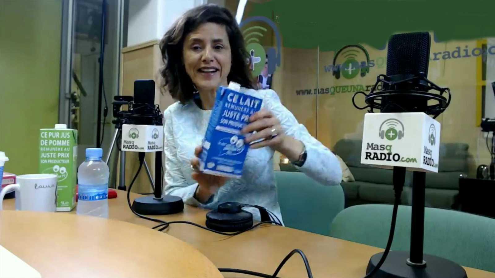 Degustar España - Annaïck Loqueneux nos presenta la Marca de los Consumidores - 14/12/19 - Escuchar ahora