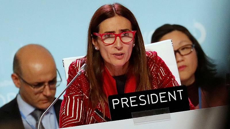 """Boletines RNE - Negociaciones de madrugada en la COP25 para llegar a un acuerdo """"ambicioso"""" - Escuchar ahora"""