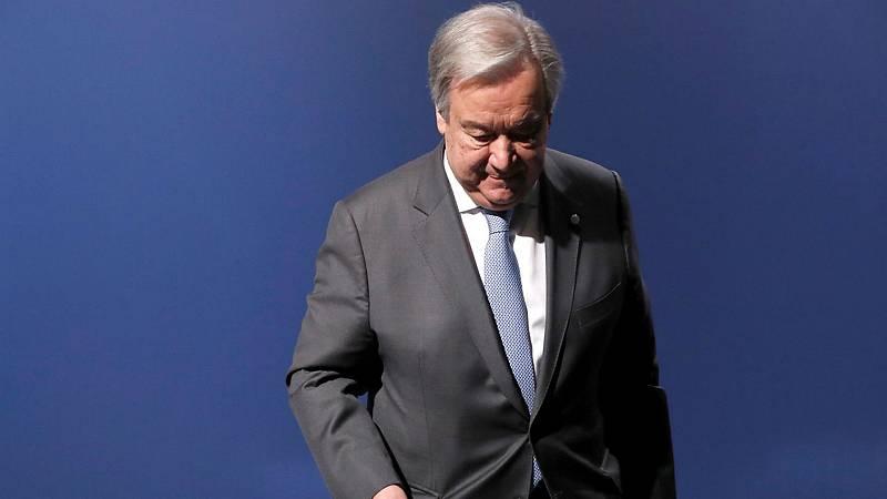 14 horas fin de semana - Guterres decepcionado con los resultados de la Cumbre del Clima - Escuchar ahora