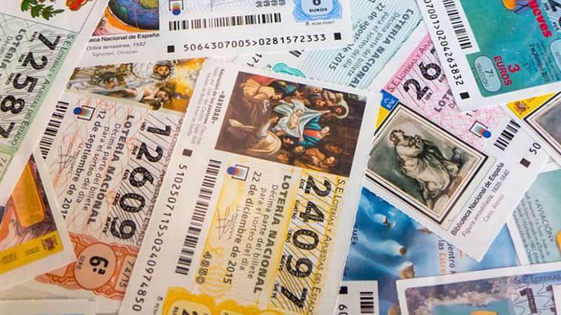 14 horas fin de semana - Cuidado con la lotería de Navidad: que no te toque una estafa - Escuchar ahora