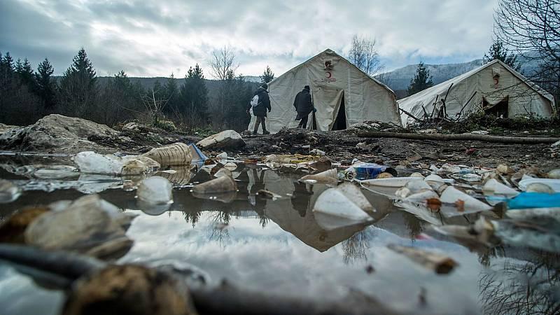 24 horas fin de semana - 20 horas - Primer Foro Global de refugiados en Ginebra organizado por ACNUR - Escuchar ahora