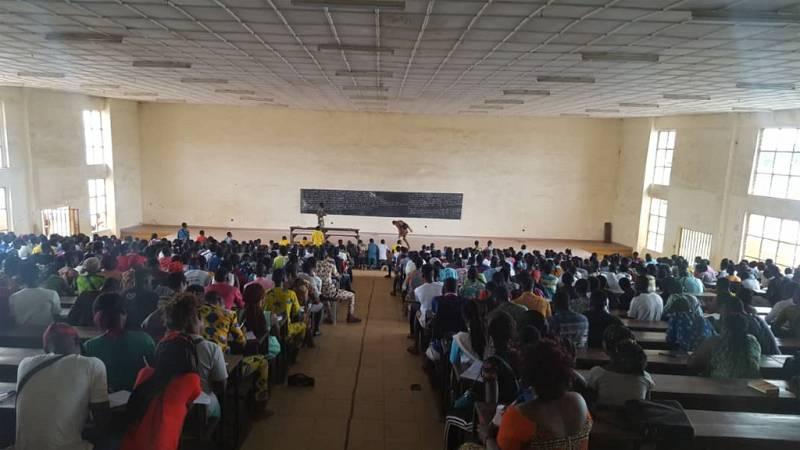 Un idioma sin fronteras - El Cervantes en Benín. Pasión por el español - 14/12/19 - escuchar ahora