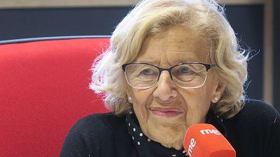 Las mañanas de RNE con Pepa Fernández - Manuela Carmena - Escuchar ahora
