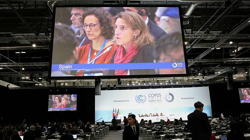 14 horas - Las ONG, decepcionadas tras la COP25 - Escuchar ahora